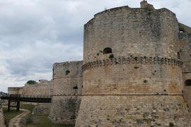 美しき南イタリア旅行♪ Vol.391(第14日)☆オートラント城(アラゴン城):周囲の古城風景♪