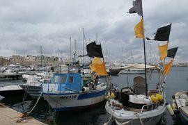 美しき南イタリア旅行♪ Vol.392(第14日)☆オートラント漁港:可愛いワンちゃん♪