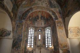 美しき南イタリア旅行♪ Vol.399(第14日)☆オートラント旧市街:サン・ピエトロ教会の美しいフレスコ画♪