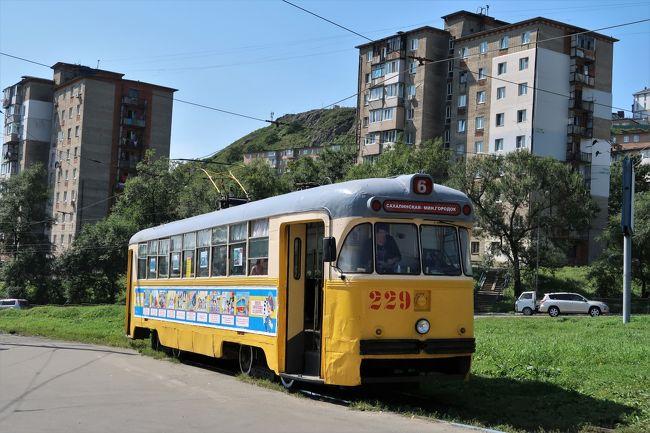 軍港から観光の街に変貌したウラジオストクへ vol.3 路面電車とバスに乗って