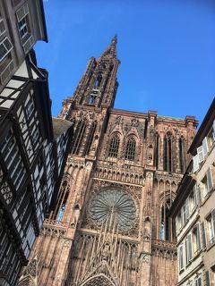 フランスのパリ*アルザス*リヨン9日間の旅②アミアン~ストラスブール