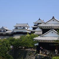 はじめての四国、伊予へ【2日目】松山城と三津浜