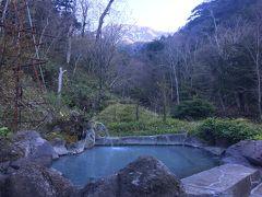 手白澤温泉&【秘湯】八丁の湯