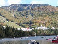 溢れる紅葉を訪ねて「秋のメープル街道7日間�ローレンシャン高原