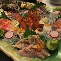 鶴岡で海鮮とケロリン