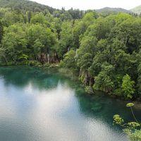 新緑のプリトヴィツェ湖群を歩く@上湖群編(バルカン半島旅その2)