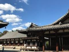 奈良斑鳩1DAY