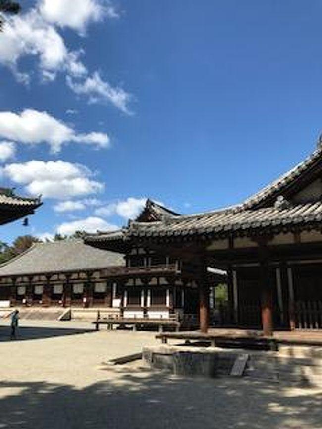 奈良斑鳩1DAYチケットを使って秋の遠足