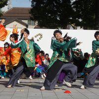 かみのやま温泉・山寺から仙台、白石、那須の旅(三日目)〜仙台市内の散策は榴ヶ岡の寺町から。最後は、みちのくYOSAKOI まつりで完結です〜