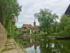フランスのパリ・アルザス・リヨン9日間の旅④アルザスの美しい村巡り(1)