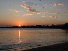 メンジャンガンでパワーチャージ!バリ島旅行2011-<3>メンジャンガンの日の出と山間の湖