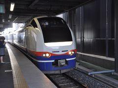 2018年10月新潟鉄道旅行1(東三条駅へ)