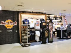 ROCK SHOP(ハードロックカフェ) 成田空港店