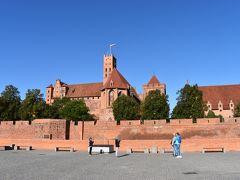 さすが世界遺産の城! ドイツ騎士団のマルボルク城 ~ ポーランド ~