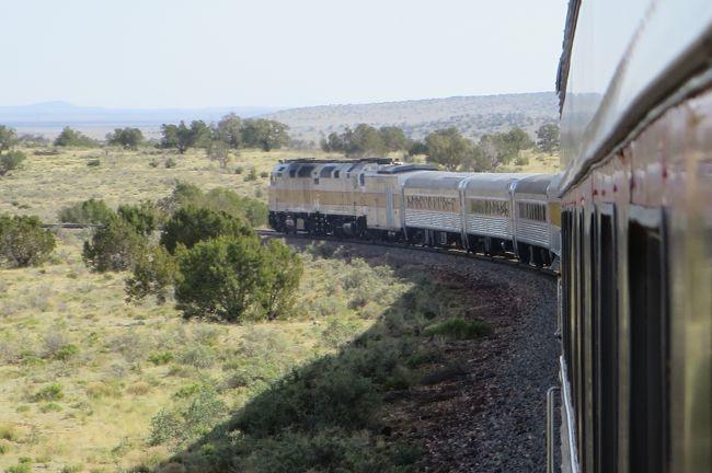 2016年GW ANAビジネスクラスで行く、ラスベガスとグランドキャニオン鉄道の旅(後半)