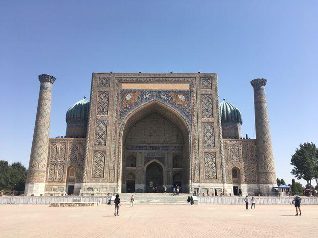 旅(観光)で役立つウズベキスタンの基本情報をまとめてみました。<br />・治安<br />・言語<br />・ビザ免除<br />・税関申告<br />・滞在証明(レジストレーション)<br />・お金<br /><br />個人・自由旅行の方はもちろん、添乗員さん付きのツアー旅行の方も、<br />ウズベキスタンへ旅行に行く前に、ぜひ一読ください。<br /><br /><br />↓ウズベキスタンの基本情報↓<br />https://travel34style.com/travel/uzbekistan/uz-information<br /><br /><br />――――――――――――――――――――――――――――――<br /><br />その他、ウズベキスタンのいろいろな旅行情報をまとめているので、<br />旅行に行かれる前にぜひご覧ください。<br /><br />↓旅ブログ↓<br />https://travel34style.com/category/travel/uzbekistan