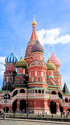 9.目覚しい変貌遂げたモスクワの旅:北コーカサス4ヶ国(ダゲスタン、チェチェン、イングーシ、北オセチアーアラニア)の旅