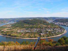 ドイツ・中欧 3,300kmドライブの旅 14日目 (ハイデルベルク、ボッパルト、オーバーヴェーゼル)
