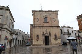 美しき南イタリア旅行♪ Vol.412(第15日)☆古代ギリシャ人末裔の村カリメーラ:小さな大聖堂♪