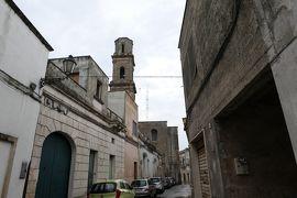 美しき南イタリア旅行♪ Vol.414(第15日)☆古代ギリシャ人末裔の村カリメーラ:旧市街を歩く♪