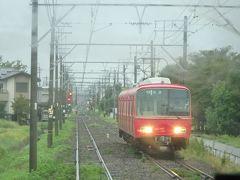 ローカル支線に乗りに、今度は名古屋周辺へ【その1】 名鉄尾西線①
