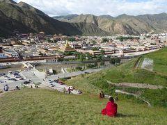 2018夏の蘭州敦煌旅2 初めてのチベット仏教寺院体験in夏河