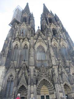 【世界遺産】DBドイツ鉄道で巡るケルン大聖堂とモーゼル川沿いの一人旅