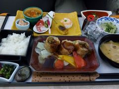 出国中止→野宿からの国内移動、エバー航空ビジネスクラスで台北へ!!!!