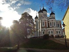 北欧旅行記1 ~女子がときめく街、エストニアのタリン