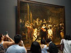 アムステルダム国立美術館【5】Nachtwachtzaal- Rembrandt Harmenszoon van Rijn