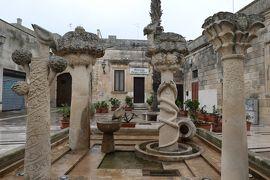 美しき南イタリア旅行♪ Vol.416(第15日)☆マルターノ:美しい古城や教会を眺めて♪