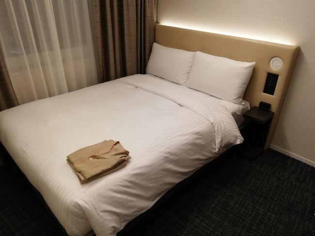 ビジネスで利用した「プレミアホテル -CABIN- 大阪」の宿泊記です。最寄駅は、大阪メトロ 南森町駅 または、JR東西線 大阪天満宮駅です。