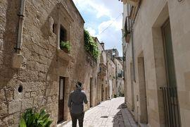 美しき南イタリア旅行♪ Vol.423(第15日)☆美しきマルターノ旧市街 小さな教会を眺めて♪