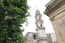美しき南イタリア旅行♪ Vol.429(第15日)☆美しきマーリエ旧市街 カンパニーレのある風景♪