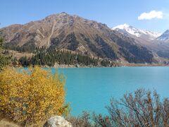 アシアナ航空ビジネスクラス~中央アジア3ヶ国の湖巡り 2(ビッグアルマティ湖~アルマトイ~ドゥシャンベ)