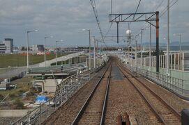 2018年10月韓国弾丸鉄道旅行1(関西国際空港へ)