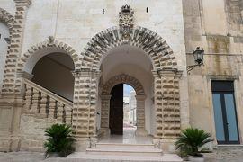 美しき南イタリア旅行♪ Vol.431(第15日)☆美しきマーリエ旧市街:高校はなんと!宮殿!