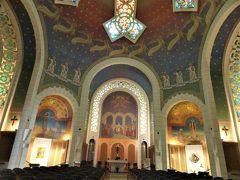4年振りのヨルダン・1年振りのイスラエル ㉙ 最後の観光 鶏鳴教会