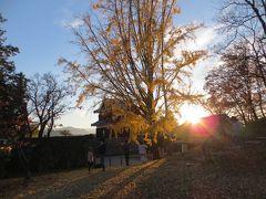 秋はやっぱり松茸 上田に行って食べてきました その3 真田の上田城