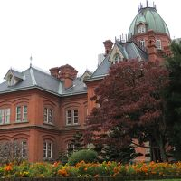 北海道で懐かしの部活再び その1 札幌自由観光