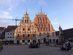 ラトビアの首都リガ、ルンダール宮殿(バルトのベルサイユ宮殿)
