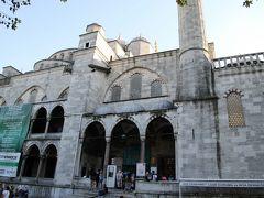 スルタンアフメット・ジャーミィ(ブルーモスク)とイスタンブール歴史地区散策