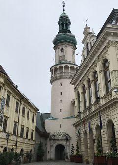 ☆春のプラハでモルダウを~♪.:*ハンガリー・スロバキア・チェコ周遊10日間☆vol.16 セピア色の街ショプロン☆山羊教会~カラフルなロイヤルティロードへ♪。