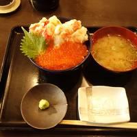 食い倒れの小樽・札幌3人旅<札幌編>根室花まる、二条市場、時計台、旧道庁、ハプナ、そして空港へ