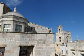 美しき南イタリア旅行♪ Vol.436(第16日)☆オートラント:「Palazzo Papaleo」屋上から久しぶりに晴れ渡る♪
