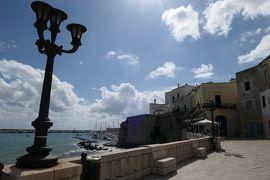 美しき南イタリア旅行♪ Vol.437(第16日)☆オートラント:旧市街から朝のオートラント湾♪