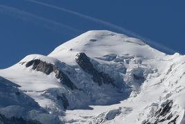 フランス シャモニ-(2) &スイス(7)<晴れ> モンタンヴェ-ル展望台・ブレヴァン展望台2525m&ジュネ-ブ レマン湖遊覧・ロ-ザンヌに宿泊し帰国