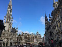 春のベルギー*オランダ*ドイツ8日間ひとり旅①ブリュッセルと小さな街デュルビュイ