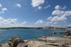 美しき南イタリア旅行♪ Vol.440(第16日)☆オートラント:オートラント湾の岩礁と輝く旧市街♪