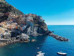 夫婦2人のイタリア気まま旅(Day4)リオマッジョーレ&マナローラ&ピサ&フィレンツェ